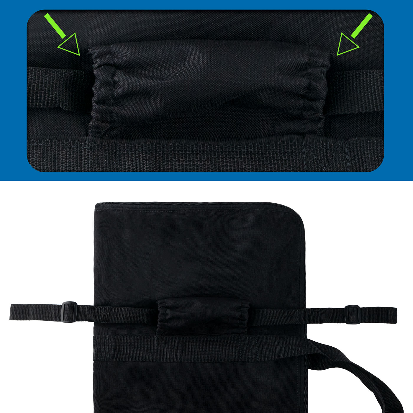 New Beasy carry case with straps insert image